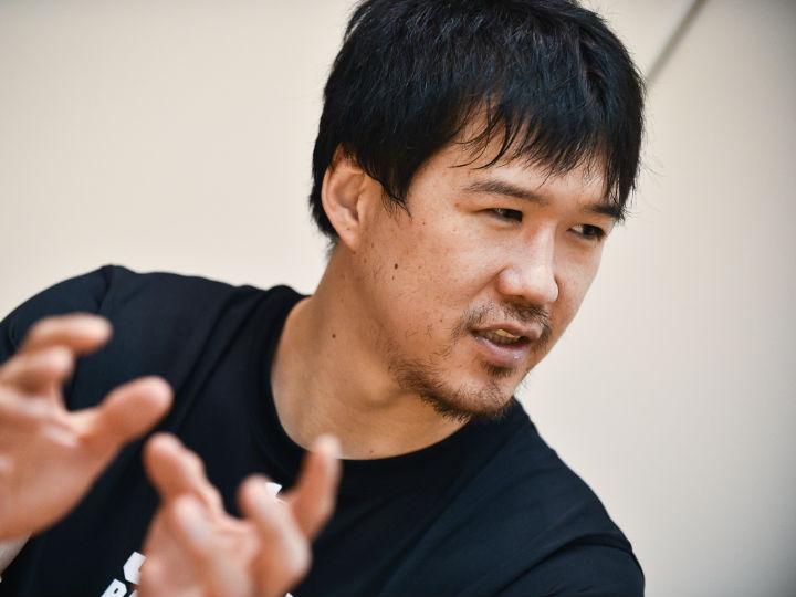 インサイドでの奮闘が求められる日本代表の太田敦也「100%以上のものを出す」