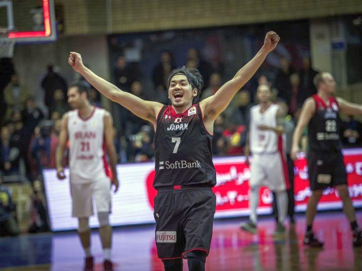 #AKATSUKINATIONSアジアの雄イランを敵地で撃破、バスケ日本代表全選手評価