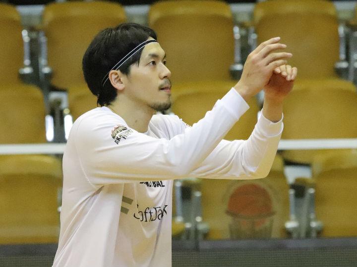 運命の大一番に背水の陣で臨む篠山竜青「最後の試合だと思ってやるだけです」