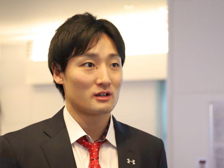 『日本一丸』、応援の力を感じる田中大貴「声援で自分も高まるものがあります」