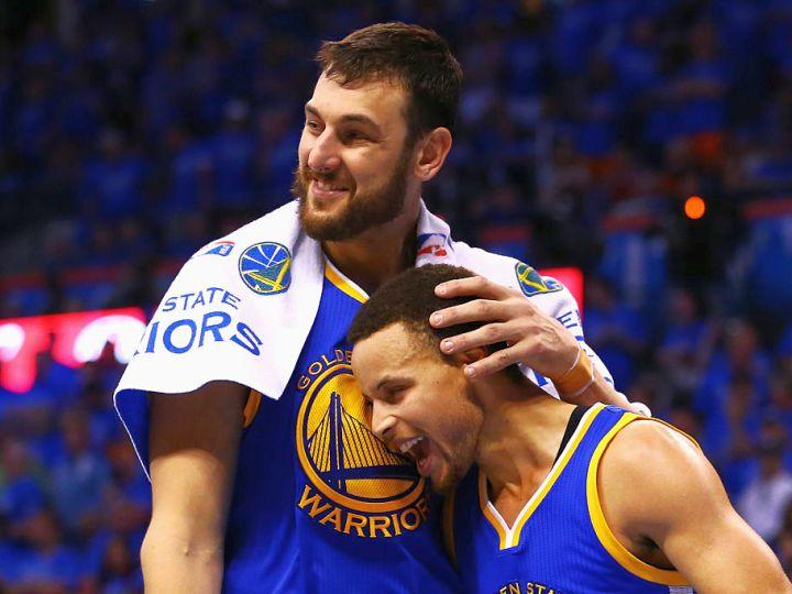 ボーガットのウォリアーズ復帰をカリーが歓迎「NBAには戻らないと思っていた」