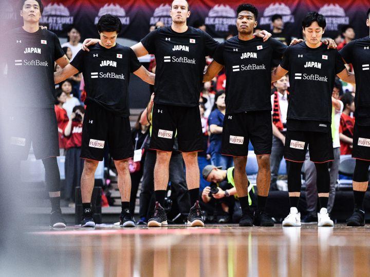 バスケ日本代表はワールドカップでアメリカ、チェコ、トルコと対戦することが決定