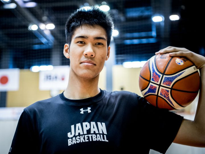 17歳で204cm、U22日本代表で奮闘する市川真人の夢「多彩さがあるビッグマン」