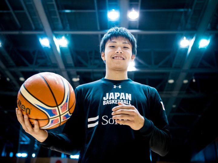 U22の大倉颯太は日本代表入りを意識「その気持ちがないとここでやる意味がない」