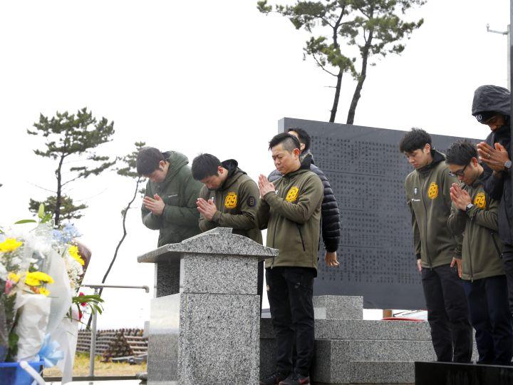 震災から8年目の3.11に荒浜地区を訪れた仙台89ERS、『被災地のクラブ』の責務