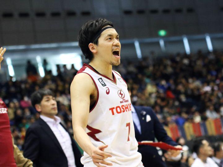 オリンピック出場決定、代表キャプテンの篠山竜青「意識を高く持ってやっていく」