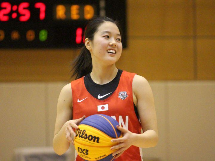 3人制バスケ『3x3』の日本代表、生き残りに燃える山本麻衣「ここに賭けている」