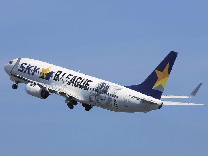 スカイマークの『B.LEAGUE JET』が全国の空を飛ぶ! コンセプトムービーを公開
