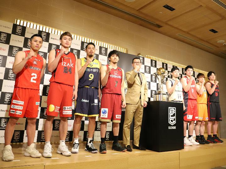 チャンピオンシップ進出を決めた8チームを代表する選手が優勝に向けた抱負を語る
