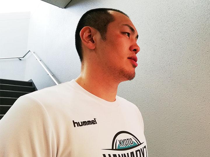 京都ハンナリーズ永吉佑也、どん底からの贖罪と再生「変わったことを証明したい」
