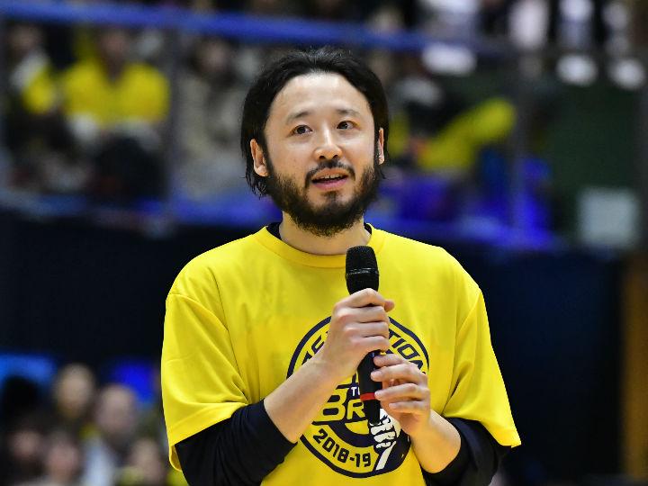 レギュラーシーズンを終えて「ここから」と先を見据える栃木ブレックスの田臥勇太