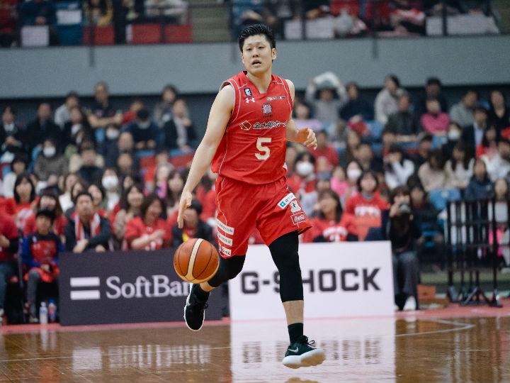 ハードなディフェンスを見せた田口成浩、千葉ジェッツのバスケを体現し勝利に貢献