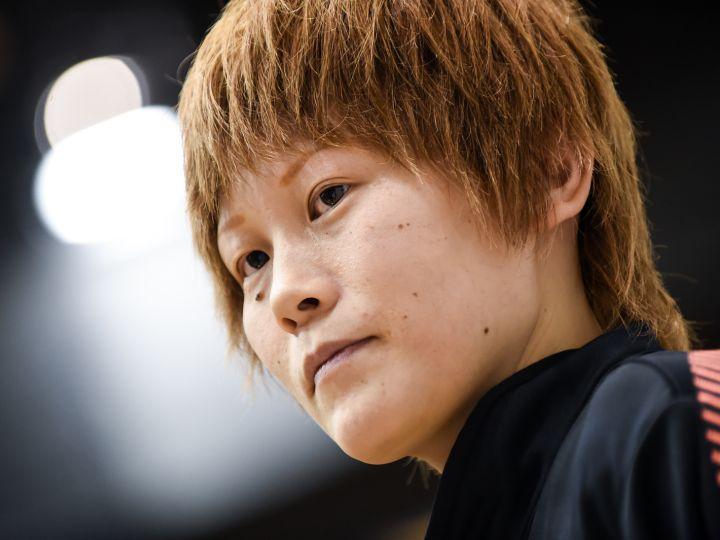 世界へ挑戦し金メダルを狙う日本代表、髙田真希が語る「キャプテンの責任と喜び」