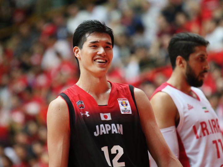 渡邊雄太、今夏の日本代表活動に意欲「最初から負けるつもりでやるつもりはない」