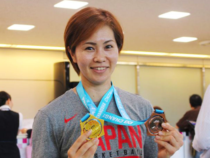『3x3』アジアカップ大会ベスト3、伊集南の自信「機動力はアジアで絶対に一番上」