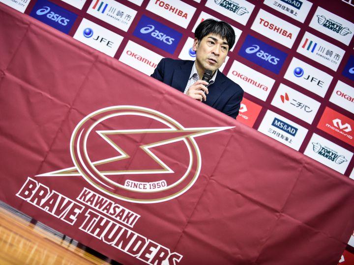 選手とコーチで計24シーズン、東芝&川崎を支えた北卓也ヘッドコーチの退任が決定