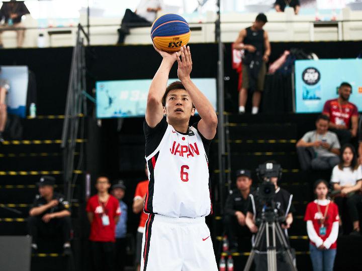 2020年のメダル獲得を目指す男女の3人制バスケ日本代表、アジアカップという挑戦