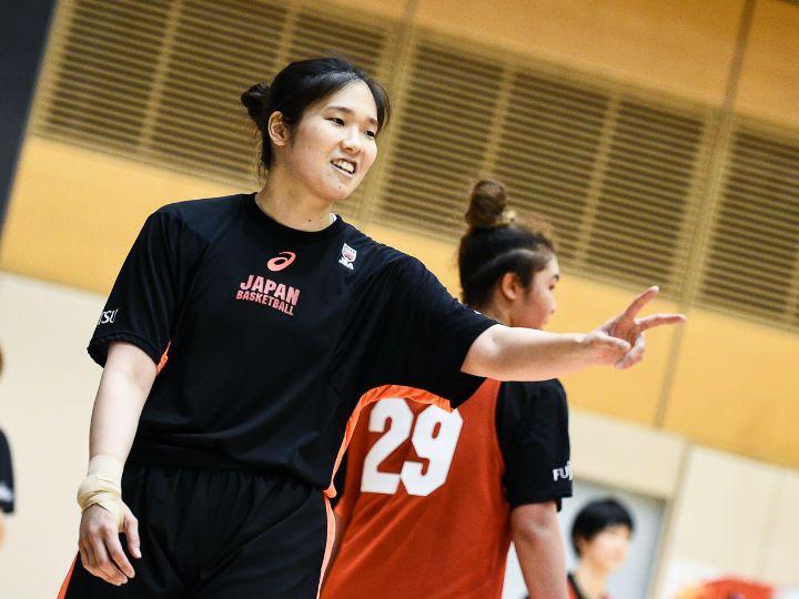 日本代表をより高みへと引き上げる長岡萌映子「試合で表現できるプレーヤーに」