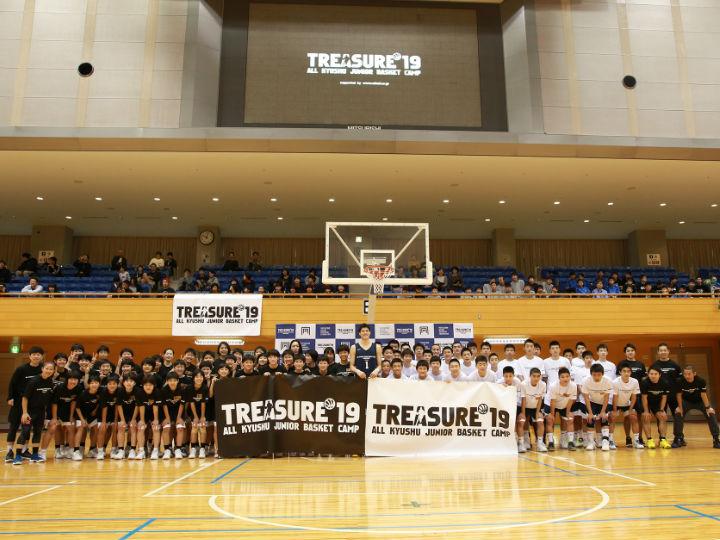 オール九州ジュニアバスケットキャンプ