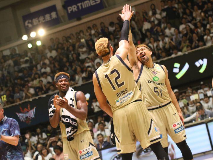琉球が迎えるホームゲーム史上最大の決戦『ハードワーク』で前年王者撃破を狙う