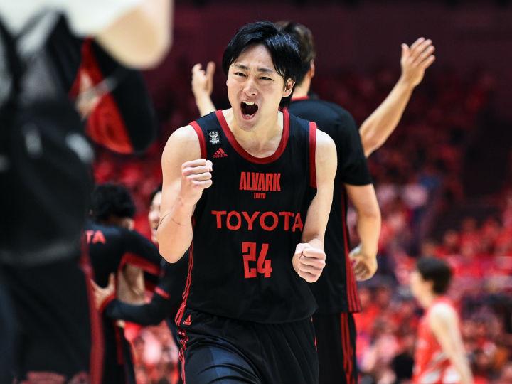3連覇を目指すA東京、田中大貴が契約を更新「また最高の景色を見にいきましょう」