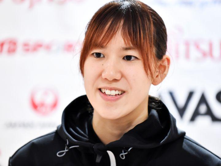 『リオ組』の本川紗奈生が復活、日本代表の新戦力に「責任を持ってプレーしたい」