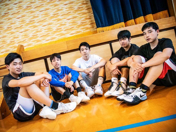 ひた走る!昭和学園高校バスケ部[vol.3]夢と希望に満ちた1年生部員「まず1勝!」