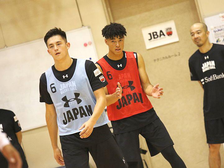 若手中心の日本代表が育成キャンプを実施「新しい可能性を持つ選手を招集したい」