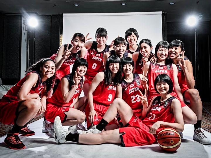 バスケ女子日本代表