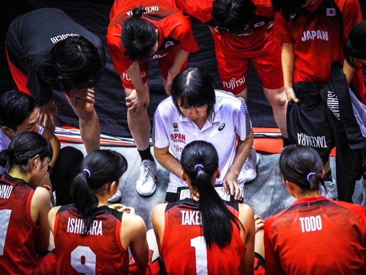 U19女子日本代表