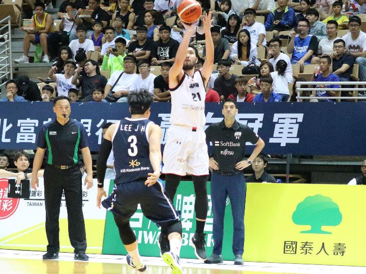 ジョーンズカップの日本代表、個々の強みが形になるも及ばず韓国に2点差の惜敗
