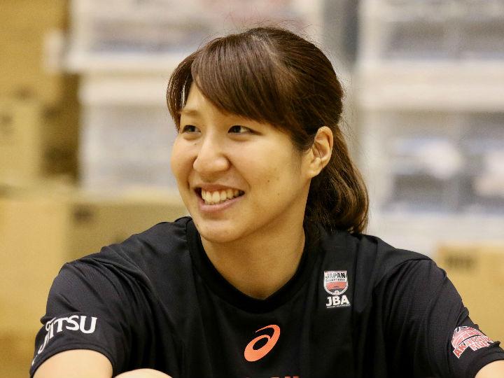 日本代表の『新エース』宮澤夕貴、渡嘉敷復帰を歓迎「もっと良いバスケができる」