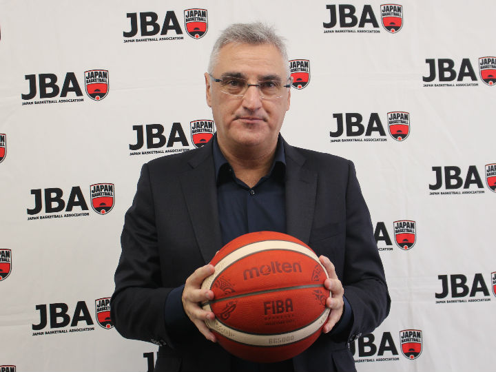 ワールドカップを控えるバスケ日本代表、指揮官ラマス「初の快挙を成し遂げたい」