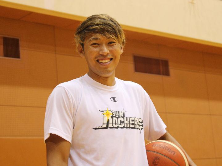 関野剛平は心機一転、SR渋谷で飛躍を誓う「流れを変えられる選手になりたい」