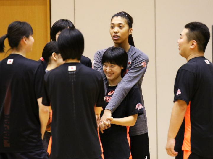 竹原レイラは最年少から最年長へ、ワールドカップで日本代表を引っ張るリーダーに