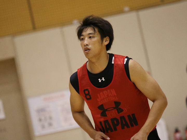 日本代表としてのプライドを胸に「ディフェンスメインの3番」に取り組む張本天傑
