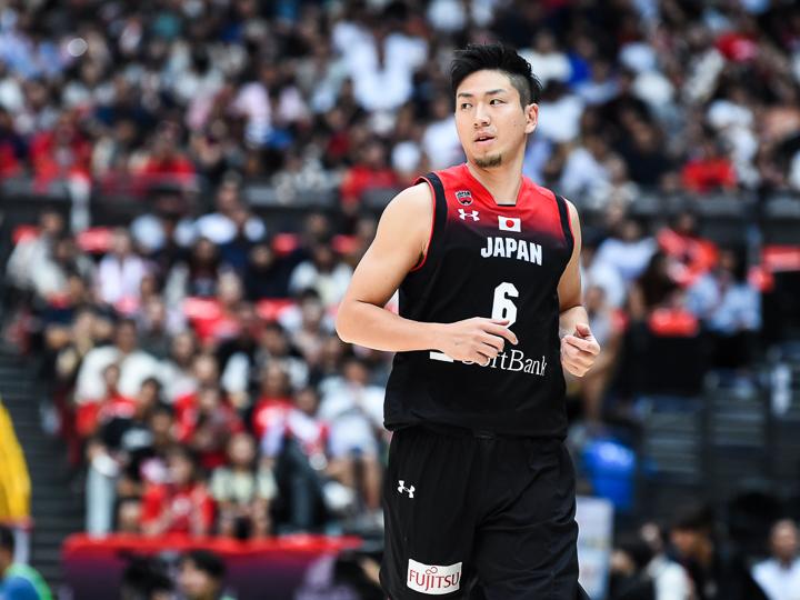 バスケ日本代表『THE FOCUS』、比江島慎「代表で活躍するために成長したい」
