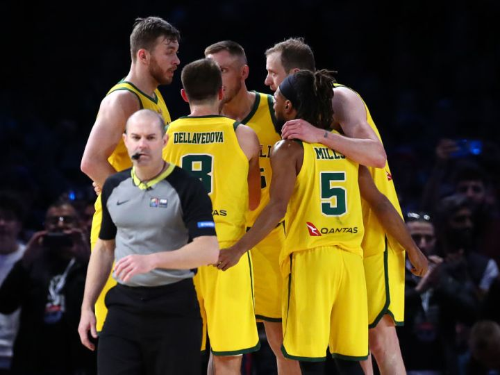 オーストラリア代表がアメリカ代表に初勝利、チームUSAの連勝記録は78でストップ