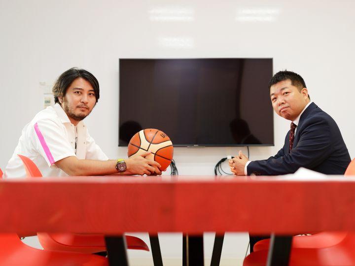 INSIDEバスカンvol.1 社長と編集長が語るバスケット・カウントの過去、現在、未来
