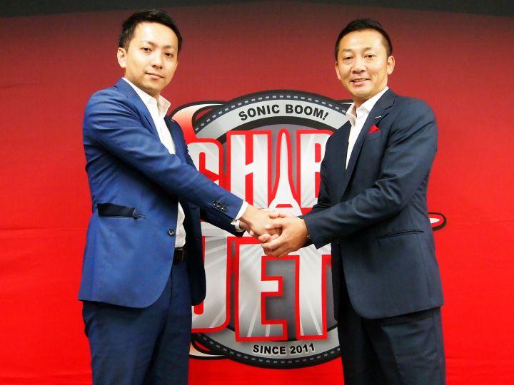 千葉ジェッツが社長交代、29歳の米盛新社長が「100年続くクラブ」の経営を継承へ