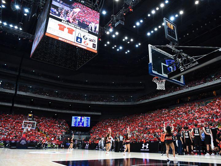 本日開幕! バスケ日本代表が世界に挑むワールドカップの観戦は『DAZN』で[PR]