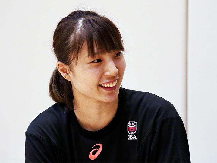 バスケ日本代表の藤髙三佳、アジアカップでは「連覇とかは関係なく」優勝を目指す