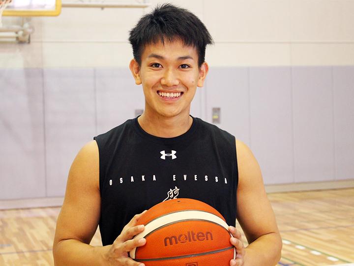 伊藤達哉は新生大阪の『走るバスケ』の軸に「全員で戦うチームになっていきたい」
