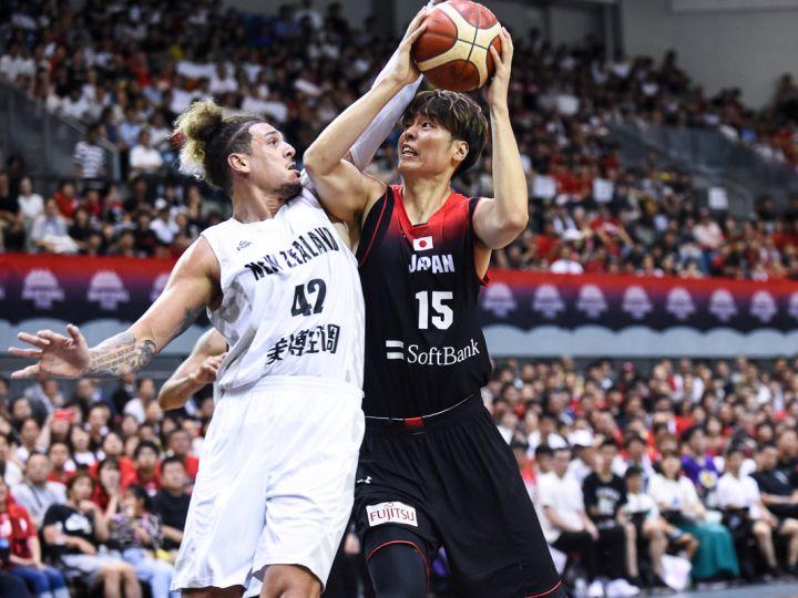 バスケ日本代表のインサイドを支え続ける竹内譲次「この貴重な機会を生かしたい」