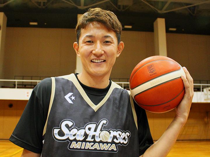 川村卓也はシーホース三河へ「Bリーグに新しい風を、優勝してハワイに!(笑)」