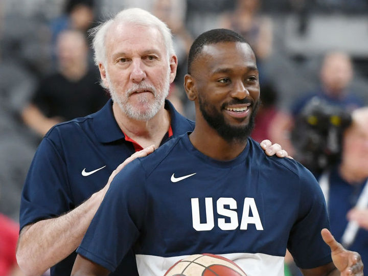 キャプテンのウォーカーがチームを牽引、アメリカが強豪のオーストラリアを下す