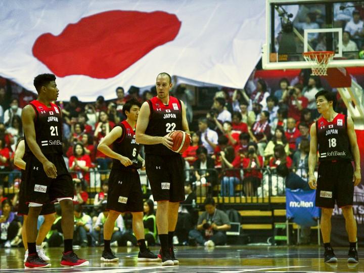 バスケ日本代表がGReeeeN『キセキ』とコラボレーションしたスペシャル動画を配信