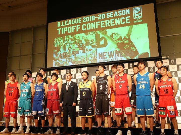 Bリーグの新シーズンは10月3日に開幕、A東京の田中大貴「胸の星を増やしたい」