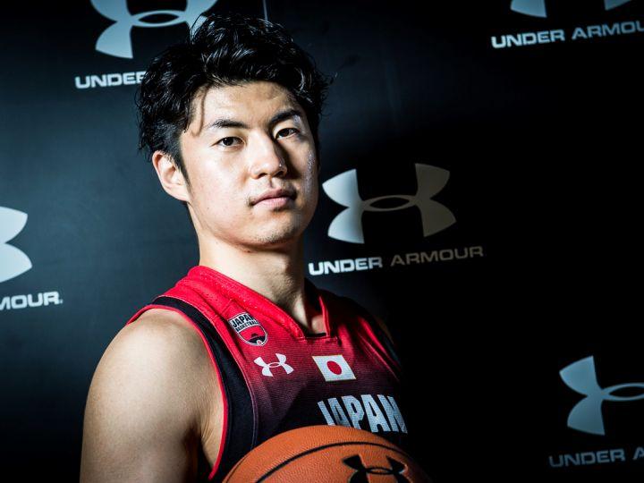 バスケ日本代表候補に滑り込んだ安藤誓哉「よし、ここからもう1回」という挑戦