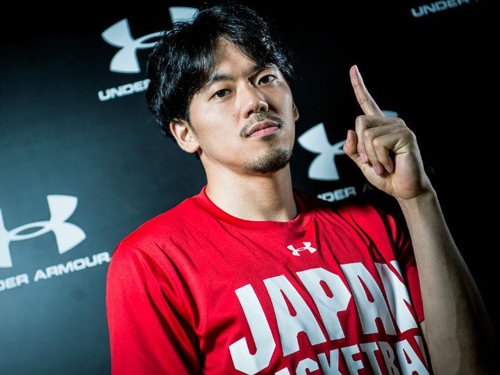 ポイントガードの誇りを胸に、集中を研ぎ澄ませる篠山竜青「大貴には負けない」